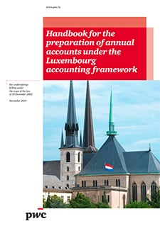 Handbook for the preparation of annual accounts under the Luxembourg accounting framework