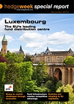 Luxembourg: The EU's leading fund distribution centre