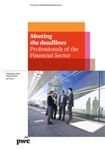 Meeting the deadlines - Professionals of the Financial Sector