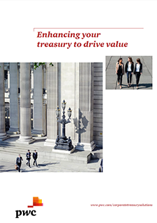 Enhancing your treasury to drive value