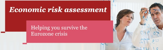 Economic risk assessment: Helping you survive the Eurozone crisis