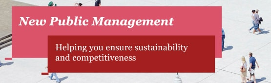New Public Management: Helping you ensure sustainability and competitiveness