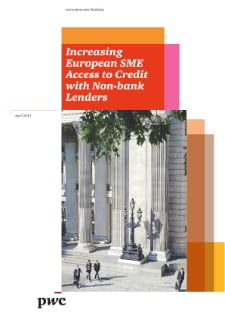 Increasing European SME Access to Credit with Non-bank Lenders