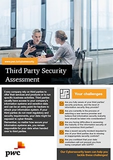 Third Party Security Assessment