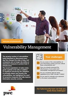 Vulnerability Management