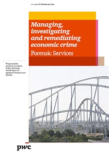 Forensic Services: Managing investigating and remediating economic crime
