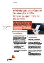 Global Fund Distribution Services for AIFMs