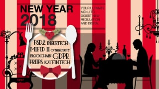 What's cooking for 2018? Your ultimate menu to digest regulation & digital