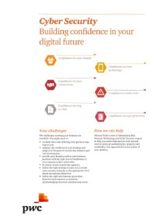 Cyber Security: Building confidence in your digital future