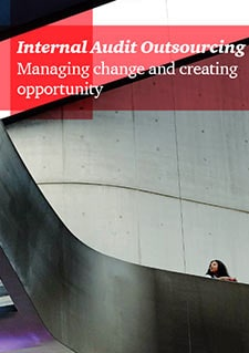 Internal Audit Outsourcing: Managing change and creating opportunity