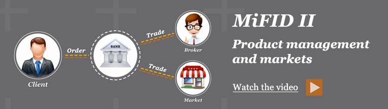 MiFID II - Product management and markets