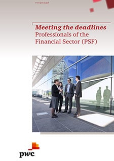 Meeting the deadlines Professionals of the Financial Sector