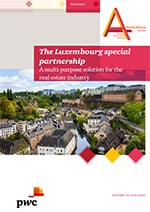 The Luxembourg special partnership: A multi-purpose solution for the real estate industry