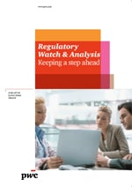 Regulatory Watch & Analysis: Keeping a step ahead