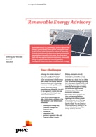 Renewable Energy Advisory