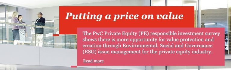 Podcast - PwC Luxembourg Sustainability Practice - How we can help you