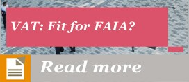 Flyer Fit for FAIA